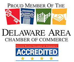 Member of the Delaware area chamber of commerce