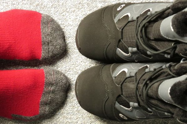 Keep Feet Healthy This Winter