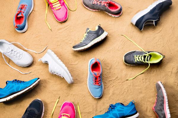 Running Shoe Olympics