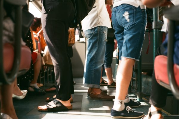 What Subway Trains and Feet Have in Common