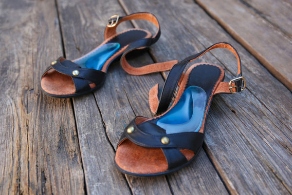 Custom Orthotics for Sandals & Summer Footwear