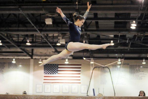 Gymnastics Foot & Ankle Injuries